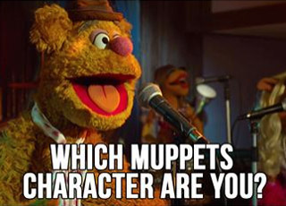 Which Muppets Character Are You?